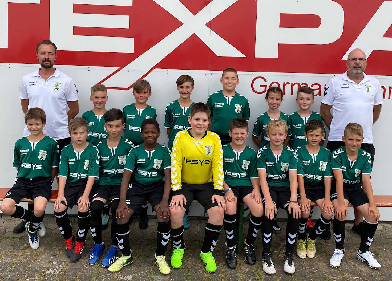 TSV Großbardorf - Mannschaft U11