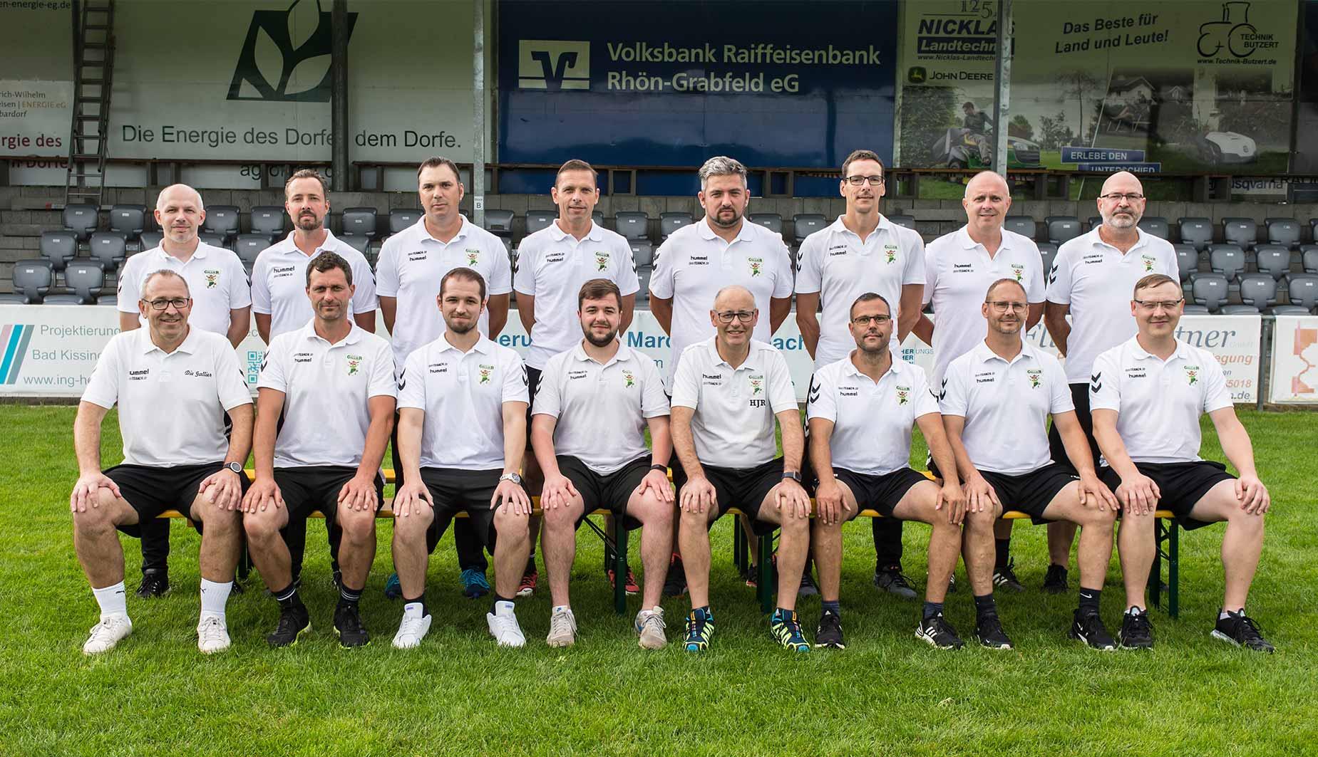 TSV Großbardorf - Trainerteam