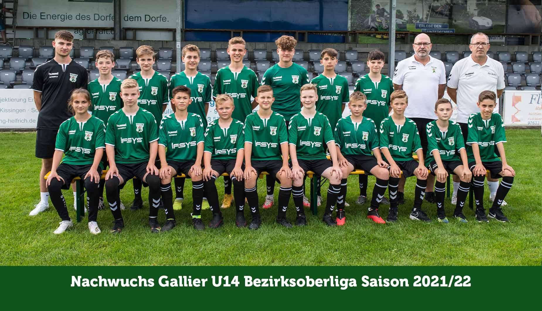TSV Großbardorf - Mannschaft U14