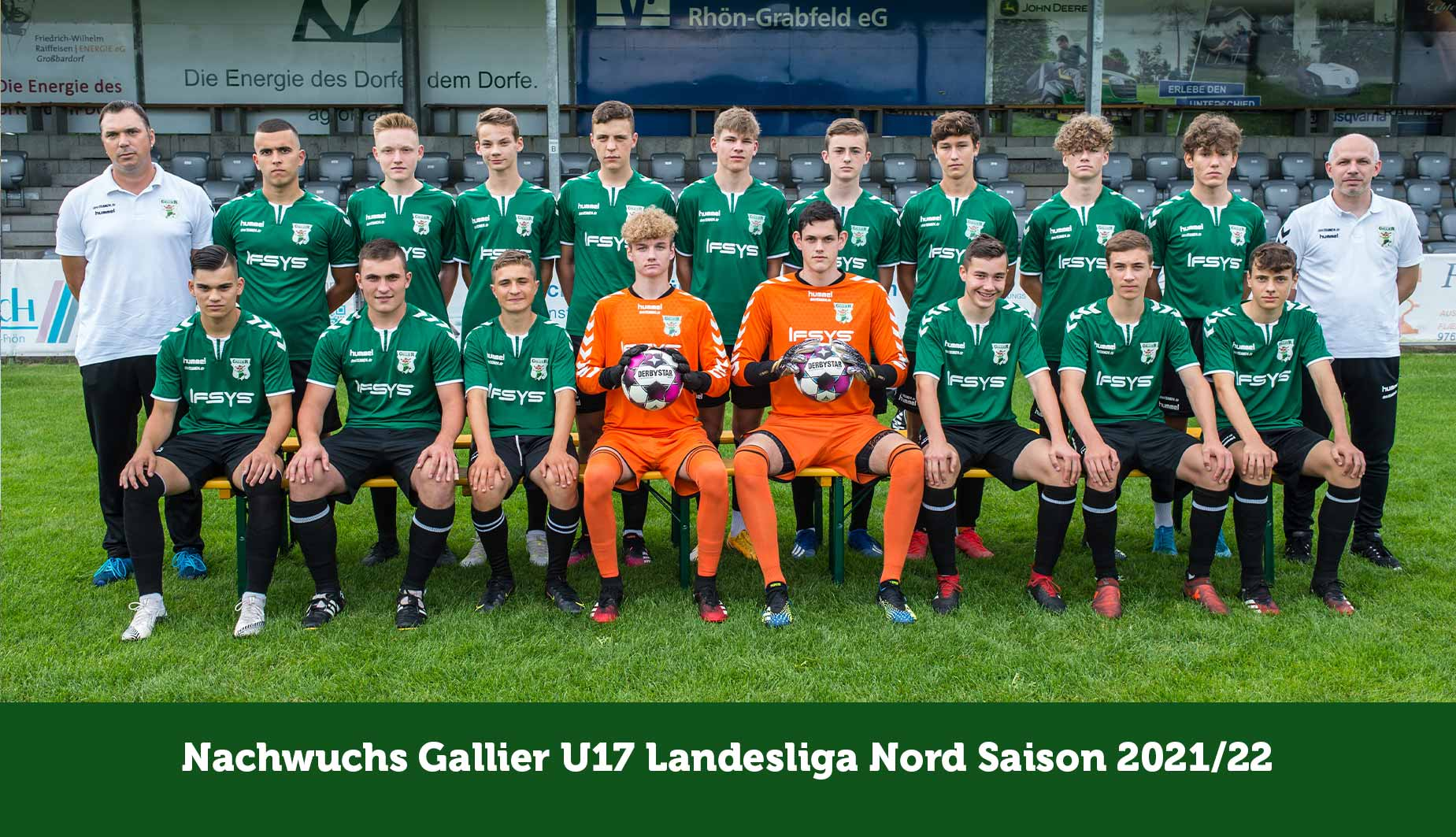 TSV Großbardorf - Mannschaft U17